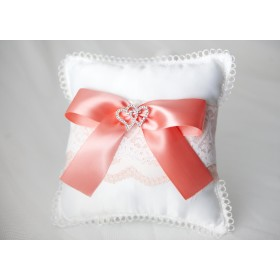 Ring pillow (Coral) (Ca19)