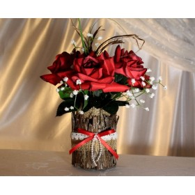 Centerpiece (red) PM503