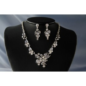 Necklace and earrings set  (NE314)