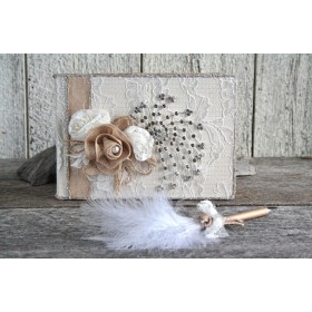 Guest book (GBW230) (Ivory)